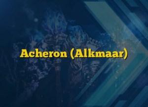 Acheron (Alkmaar)