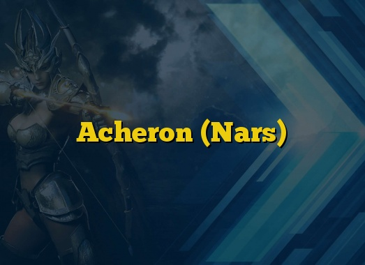 Acheron (Nars)