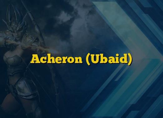Acheron (Ubaid)