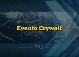 Evento Crywolf