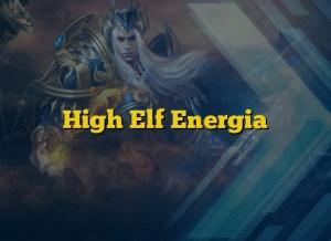High Elf Energia