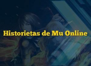 Historietas de Mu Online