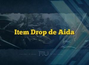 Item Drop de Aida