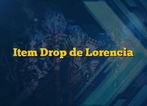 Item Drop de Lorencia