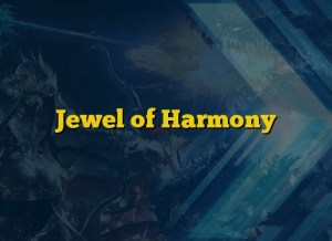 Jewel of Harmony