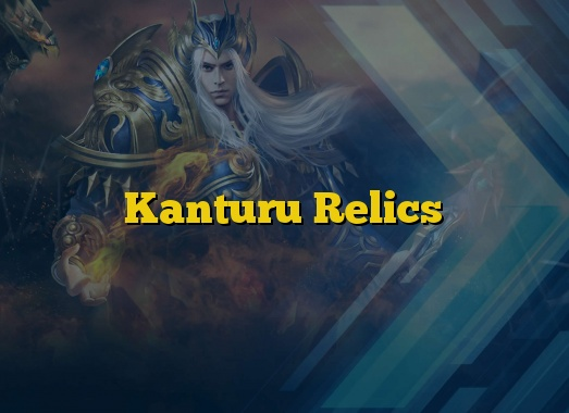 Kanturu Relics