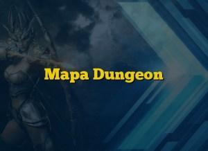 Mapa Dungeon