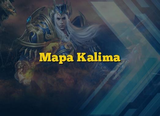 Mapa Kalima