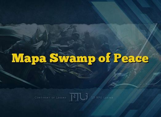 Mapa Swamp of Peace