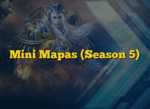 Mini Mapas (Season 5)