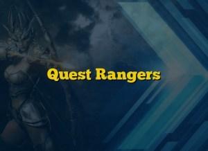 Quest Rangers