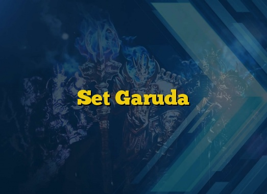Set Garuda