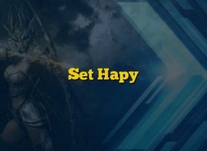 Set Hapy