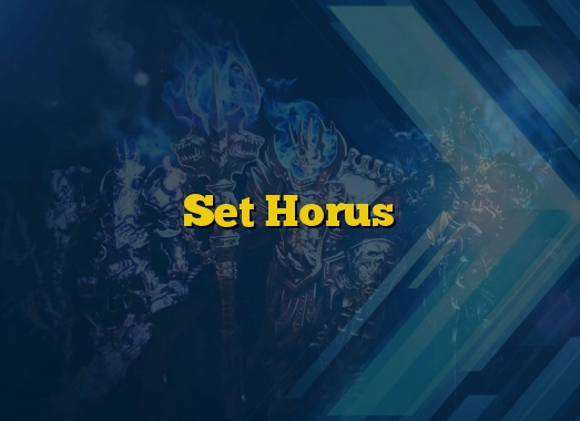 Set Horus