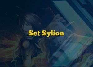 Set Sylion