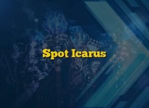 Spot Icarus