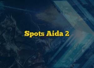 Spots Aida 2