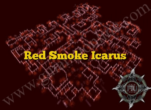 Red Smoke Icarus