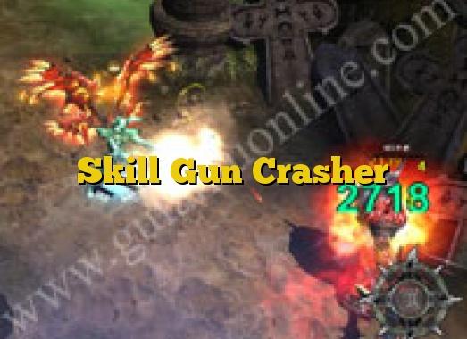 Skill Gun Crasher