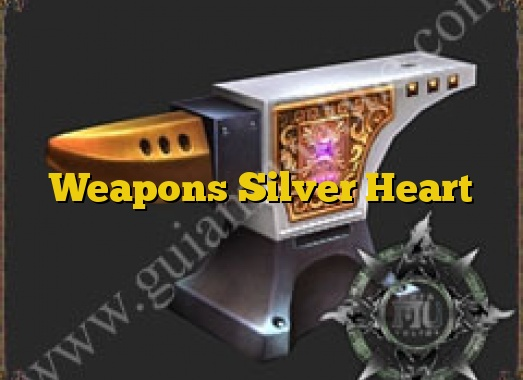 Weapons Silver Heart