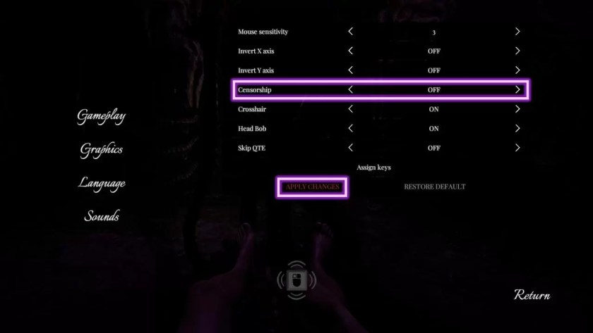 Lust from Beyond: Prologue 100% Achievement Guide