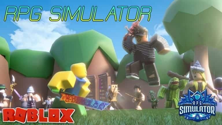 Roblox RPG Simulator - Lista de Códigos (Junio 2021)