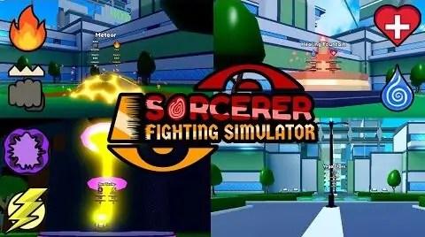 Sorcerer Fighting Simulator Lista de Códigos (Junio 2021)