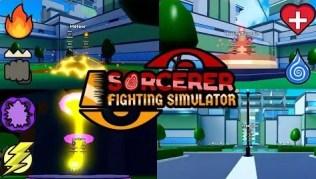 Sorcerer Fighting Simulator Lista de Códigos (Mayo 2021)