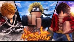 Roblox Anime Battle Simulator Códigos (Mayo 2021)