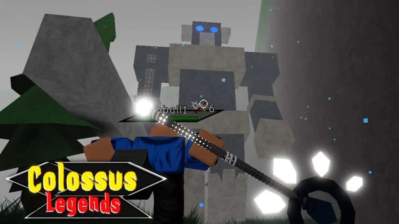 Roblox Colossus Legends - Lista de Códigos (Junio 2021)