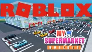Roblox My Supermarket - Lista de Códigos (Mayo 2021)