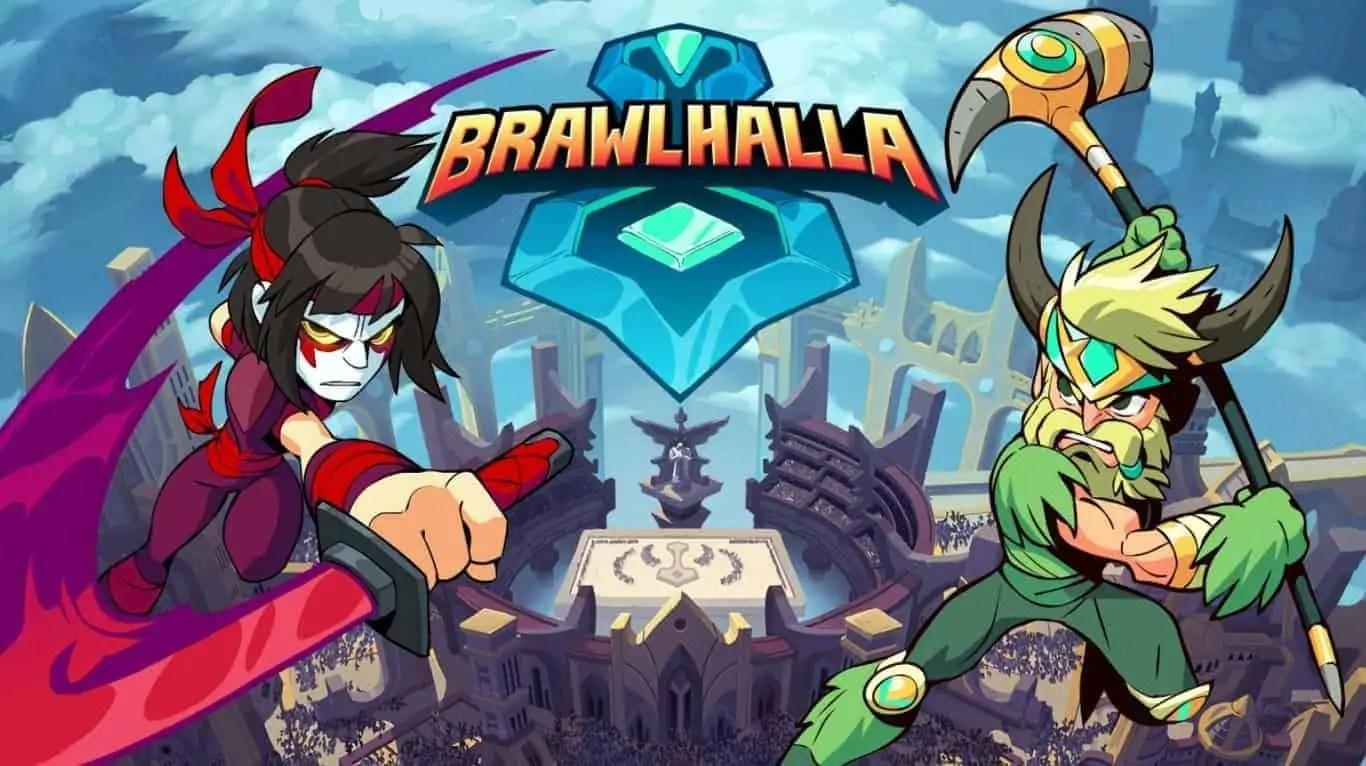 Brawlhalla - Lista de Códigos (Junio de 2021)
