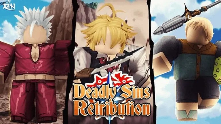 Roblox Deadly Sins Retribution - Lista de Códigos (Mayo 2021)