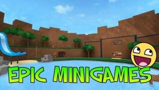 Roblox Epic Minigames - Lista de Códigos (Mayo 2021)