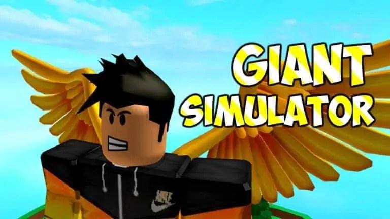 Roblox Giant Simulator - Lista de Códigos (Mayo 2021)