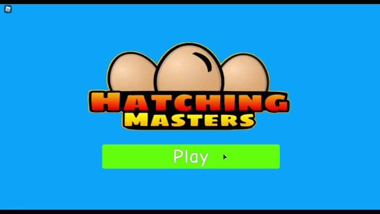 Roblox Hatching Masters - Lista de Códigos (Junio 2021)