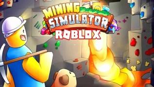 Roblox Mining Simulator - Lista de Códigos (Junio 2021)