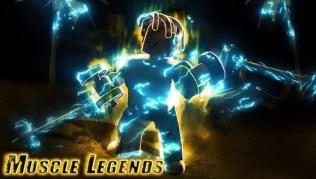 Roblox Muscle Legends - Lista de Códigos (Mayo 2021)