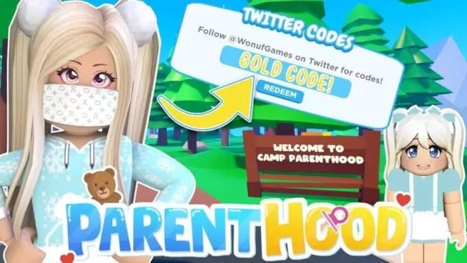 Roblox Parenthood - Lista de Códigos (Junio 2021)