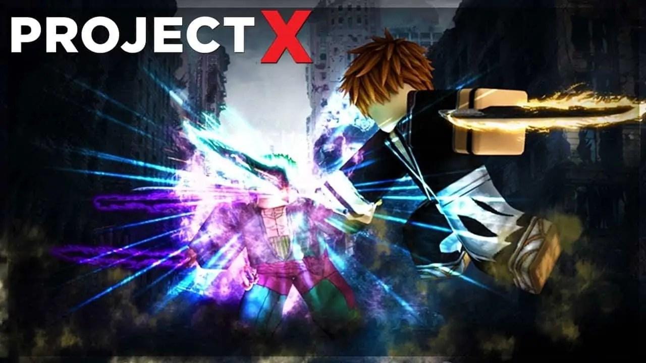 Roblox Project X - Lista de Códigos (Mayo 2021)