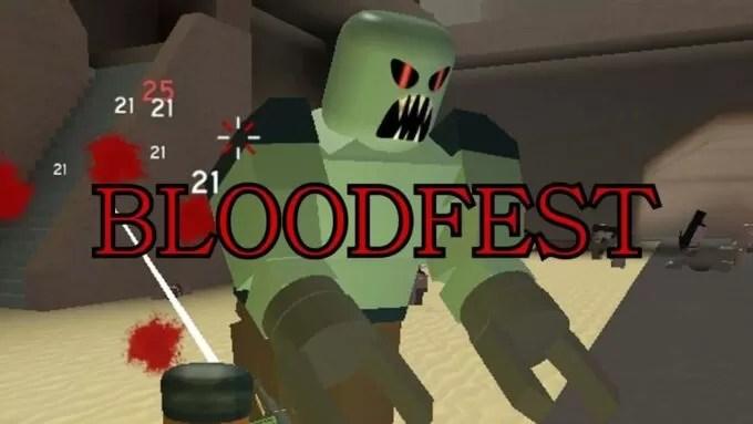 Roblox BloodFest – Lista de Códigos Junio 2021