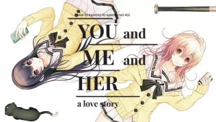 YOU and ME and HER: A Love Story ¡Código de trucos del final secreto!