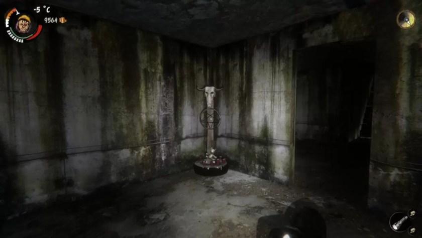 Hobo: Guía de ubicaciones de santuarios satánicos de vida dura