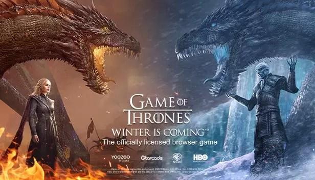 Games of Thrones Winter is Coming - Lista de Códigos Junio 2021