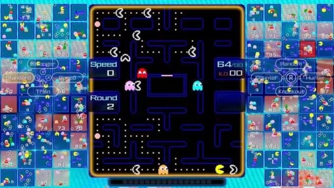 Pac-Man 99 Cómo aumentar la velocidad
