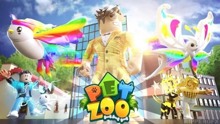 Roblox Pet Zoo - Lista de Códigos (Mayo 2021)
