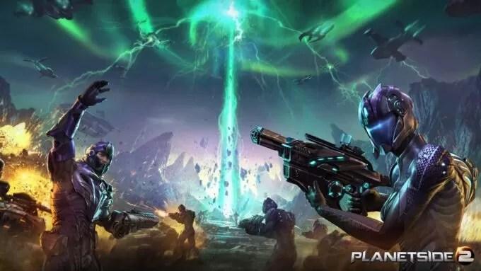 PlanetSide 2 - Lista de Códigos Junio 2021
