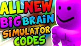 Roblox Big Brain Simulator - Lista de Códigos Mayo 2021
