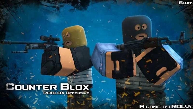 Roblox Counter Blox - Lista de Códigos Junio 2021