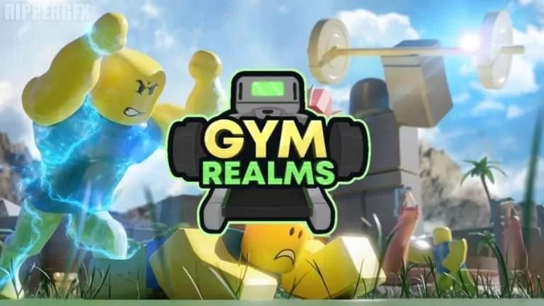 Roblox GRoblox Gym Realms - Lista de Códigos (Junio 2021)ym Realms
